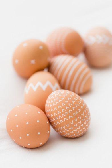 no dye egg